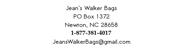 Contact Jeans Walker Bags