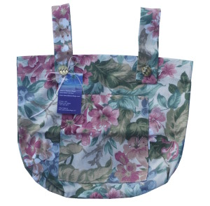 Floral Pastels Walker Bag