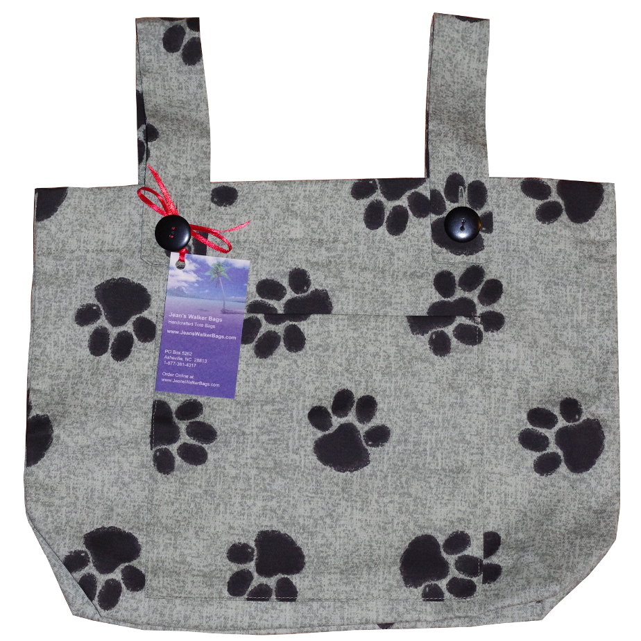 Puppy Paws Walker Bag