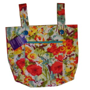 Painted Poppies Walker Bag