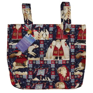 Santas Friends Walker Bag