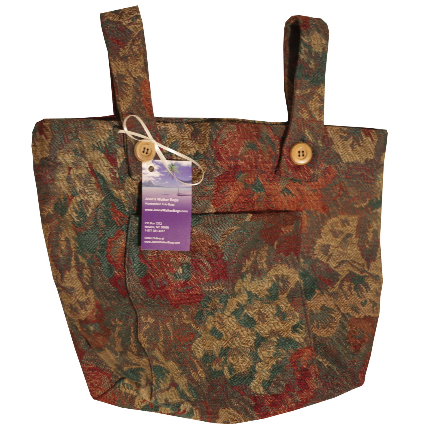 Dark Tapestry Walker Bag