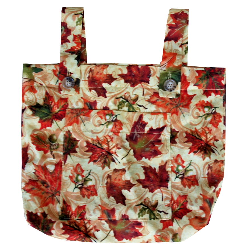 Autumn Leaves Walker Bag