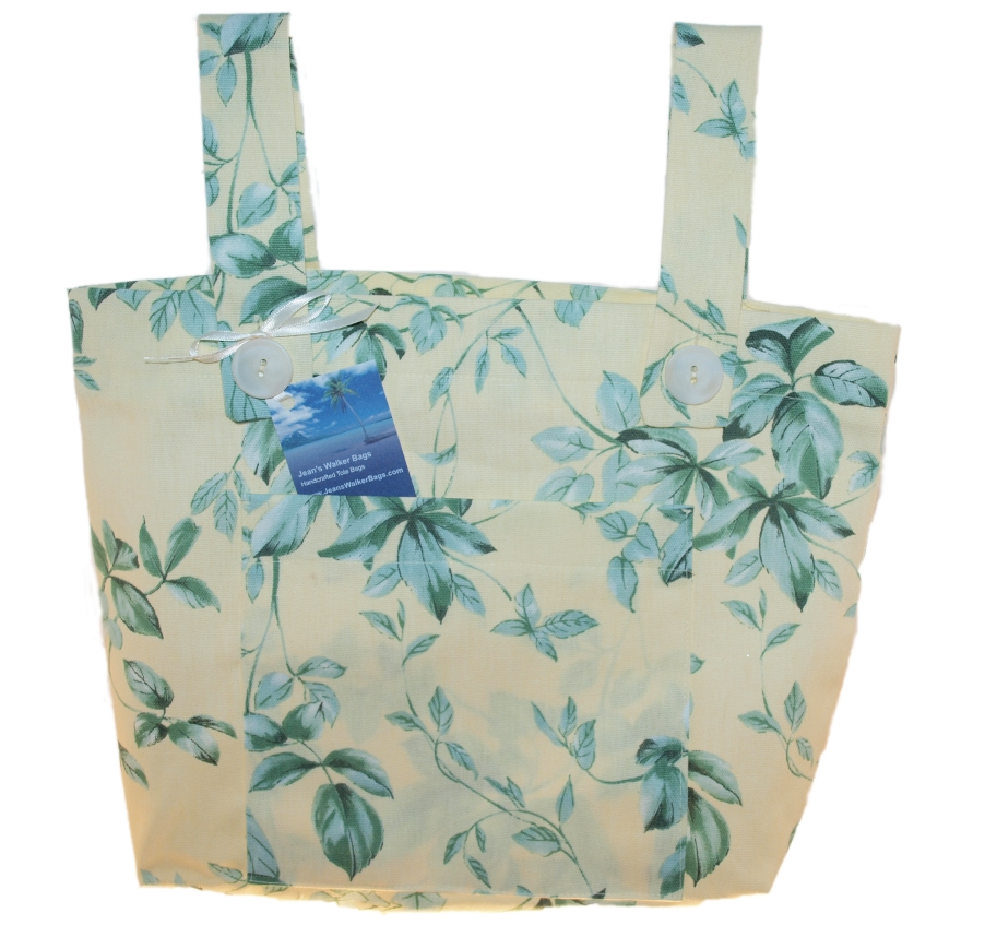 Woodland Vines Walker Bag